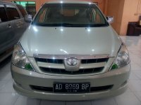Toyota: Kijang Innova G Manual Tahun 2005