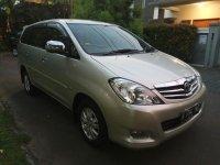 Jual Toyota Innova 2010 V AT Luxury Capt Seat dp15 Siapa Cepat