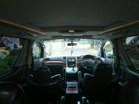 Vellfire: Toyota Vellvire 2010 Z Audioless CBU Hitam Metalik JUAL CEPAT  Dijual (IMG-20170923-WA0089.jpg)