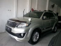 Toyota: T. Fortuner G AT nego boss