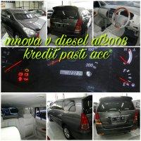 Jual Toyota Kijang INNOVA 2.5 V Diesel 2008#MobilBekasSurabaya