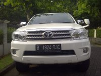 Jual Toyota Fortuner 2.5 G AT Diesel 2011