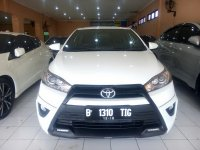 Toyota: All New Yaris TRD Sportivo Manual Tahun 2014 (depan.jpg)