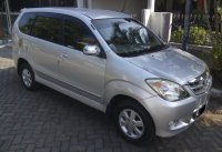 Jual Toyota AVANZA SILVER G 1.3 VVT-i Kondisi Bagus Siap Pakai
