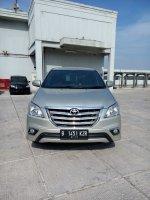 Jual Kijang: Toyota innova 2.0 V matic silver km 20 rban 087876687332