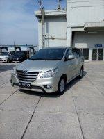 Kijang: Toyota innova 2.0 V matic silver km 20 rban 087876687332 (IMG20170917151109.jpg)