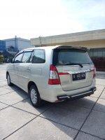 Kijang: Toyota innova 2.0 V matic silver km 20 rban 087876687332 (IMG20170917151451.jpg)