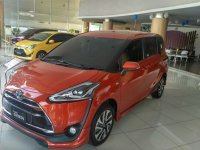 Jual Toyota: SIENTA 1.5 V CVT ( FORMAGE TRIM )
