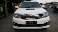Toyota: T. Fortuner G AT bagus mulus