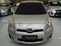 Jual Toyota: Yaris J'12 AT Silver Pajak Panjang