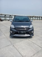 Jual Toyota agya new trs sportivo matic 2017 grey 087876687332