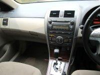 TOYOTA ALTIS G AT Facelift 2011/2010 Putih Tgn 1 Pribadi (Dashboard 2.jpg)
