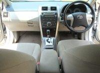 TOYOTA ALTIS G AT Facelift 2011/2010 Putih Tgn 1 Pribadi (Dashboard.jpg)