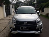 Jual Toyota Rush S TRD 1.5cc 2015 manual