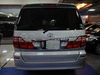 Jual Toyota: Alphard MZG Tahun 2006 MAtic CC 3.0 Silver metalik
