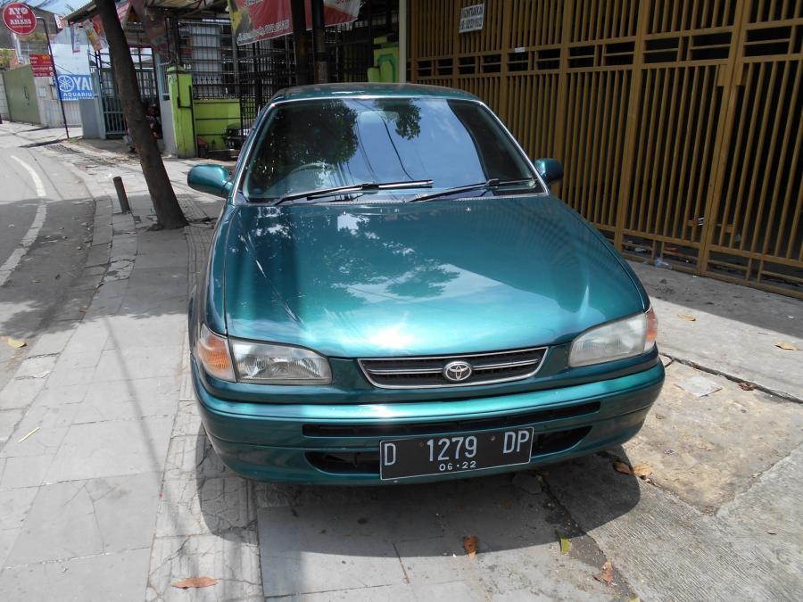 Toyota All New Corolla SEG Manual Tahun 1997 Kredit ...