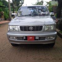 Jual Toyota: Kijang LGX 1,8 efi manual bensin