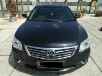 Jual Toyota Camry V 2.4 Tahun 2011 Hitam Metalik
