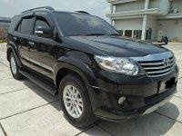 Jual Toyota: Fortuner G TRD Tahun 2013 Hitam Matic
