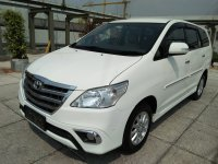 Toyota: Kijang Innova V 2.0 Tahun 2014 MAtic Putih (IMG20170812133317.jpg)