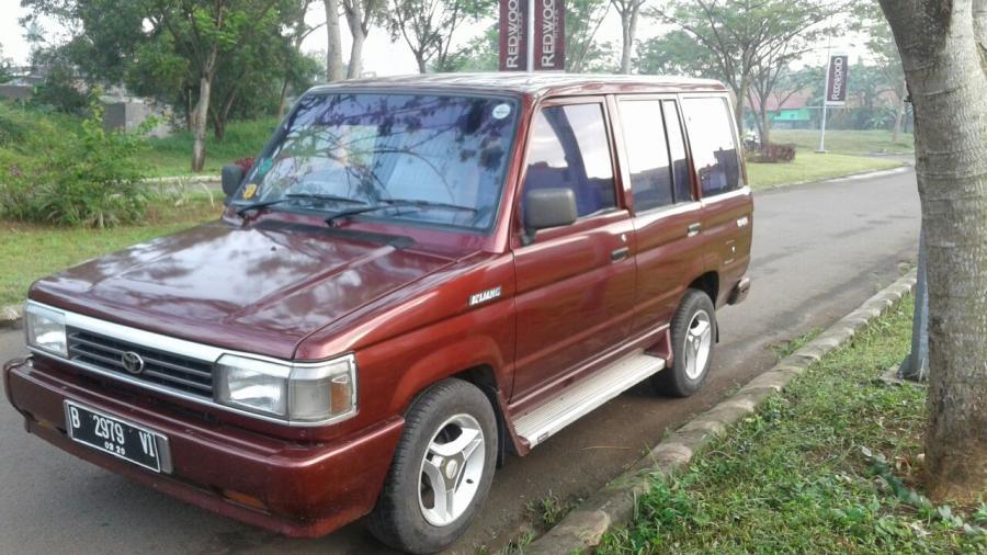 Toyota kijang Rover 95 - MobilBekas.com