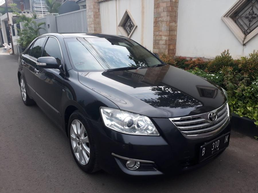 toyota camry 2 4 v th 39 2007 automatic. Black Bedroom Furniture Sets. Home Design Ideas