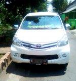 Jual Toyota New Avanza 1.3 G  MT
