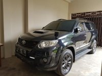 Jual Toyota Fortuner G TRD MT VNT Diesel 2014