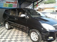 Jual Toyota Kijang Innova type G Luxury Thn 2009 Hitam M/T