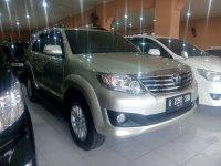 Toyota: Grand New Fortuner G Diesel Tahun 2012 (kanan.jpg)