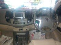 Toyota: Grand New Fortuner G Diesel Tahun 2012 (in depan.jpg)