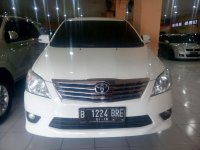 Toyota: Kijang Grand New Innova V Manual Tahun 2011
