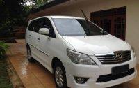 Jual Toyota Kijang Innova 2.5 Tahun 2012 V Luxury MT