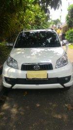 Dijual Toyota Rush 1.5 TRD Sportivo Warna Putih