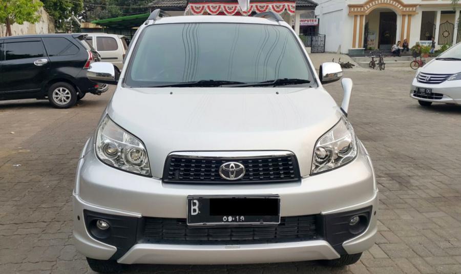 Toyota Rush TRD sportivo 2014 dp murah - MobilBekas.com