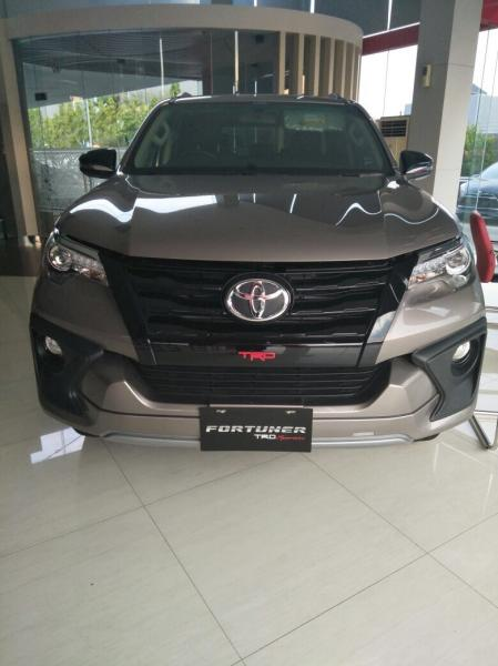 Promo Toyota Fortuner All Type The Best Price For Deal in ...