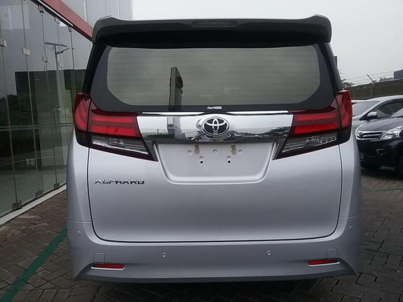 Promo Toyota Alphard All Type The Best For Deal in JAKARTA ...