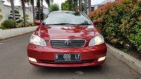 Jual Toyota Altis 1.8 G 2005 At Merah Metallic (TDP13jt)