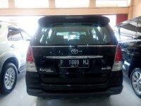 Toyota: Kijang Innova G Manual Tahun 2011 (belakang.jpg)