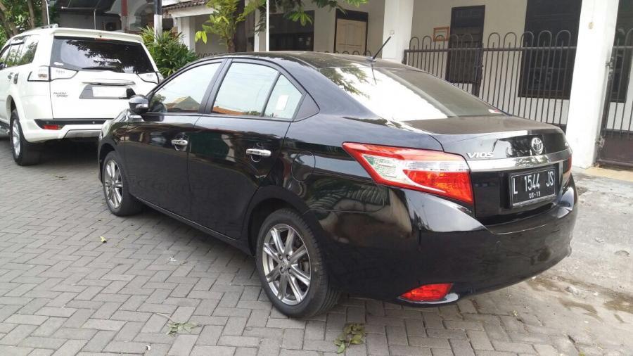 Jual Toyota Vios Hitam 94 G AT Butuh uang - MobilBekas.com