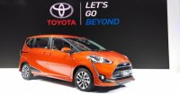 Yaris: Launching Toyota sienta 2016