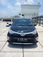 Toyota calya 1.2 G matic 2016 hitam km 14 rban 087876687332