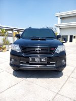 Toyota Fortuner vnt trd sportivo G diesel matic 2014 hitam 08161129584