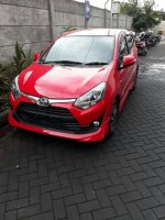 Jual Toyota Agya 1.2 G AT TRD