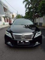 Toyota camry 2012 v 2.5cc hitam bagus
