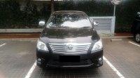 Toyota: Kijang Innova G 2012 Black-Mica (maaf ...tidak jadi dijual)