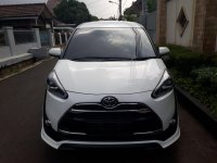 Jual Toyota Sienta Q 1.5cc CVT Dual VVTI Th.2017 Automatic
