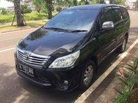 Jual Toyota Innova G 2013 Hitam | ALT02