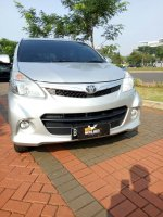 Jual Toyota Avanza Veloz 2014 Silver | ALT07