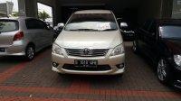 Jual Toyota Kijang Innova Tipe G 2011 Silver | ALT09